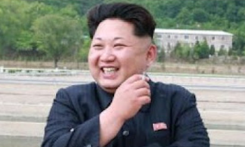 Is North Korea's Dictator Really Smoking Next To This Liquid-Fueled ICBM?
