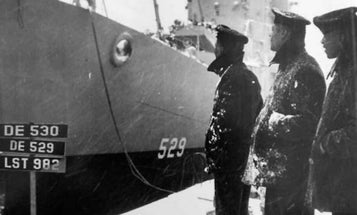 Why Congress Wants To Save The Navy's Iconic Wool Peacoat From Retirement