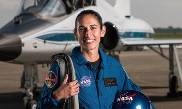 Combat-Tested Marine Cobra Pilot Selected To Be An Astronaut
