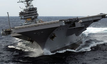 Is It Time For The US Navy To Get Out Of The Supercarrier Business?