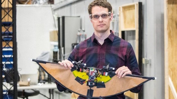 The Army Has Developed A Tiny Flying Squirrel Drone For Some Reason