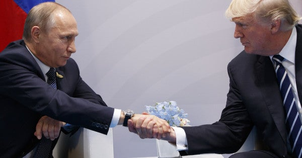 Reports: US, Russia Reach Ceasefire Deal To Defuse Tensions In South Syria