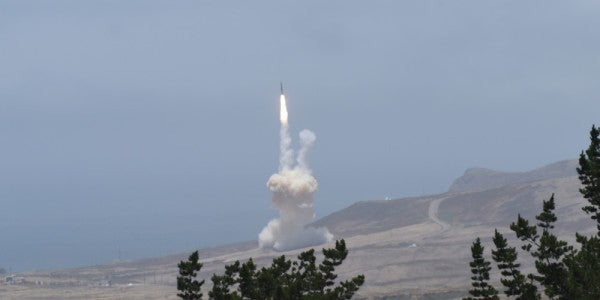 Was That US Intercept Of A Mock Enemy Warhead In May 'Realistic'? Not Exactly