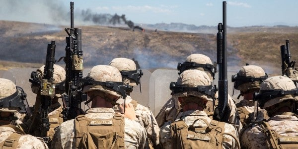 The First Marine Group To Focus On Electronic Warfare Just Made History At Camp Pendleton