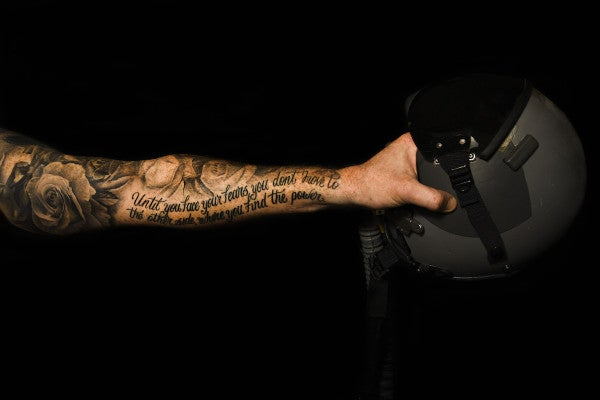 Loss, Patriotism, Resistance: Veterans' Tattoos Speak Loudly About Their Service