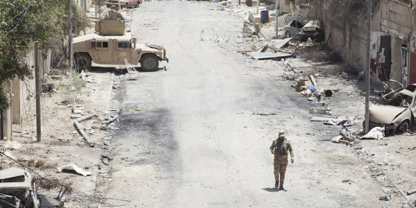 ISIS Is Reportedly Biding Its Time Ahead Of A Bloody Iraqi Comeback