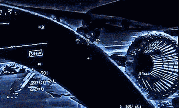 This Never-Before-Seen Nighttime F-35 Helmet Cam Footage Is Both Intense And Revealing