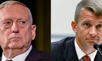 This Afghan War Plan By The Guy Who Founded Blackwater Should Scare The Hell Out Of You