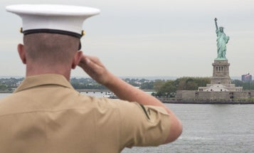 First Marine Sentenced In Connection With 'Marines United' Nude Photo Scandal