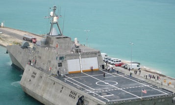 Did The Navy Just Admit The Littoral Combat Ship Is A Failure?