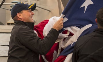 Injured Fitzgerald Commander Temporarily Relieved Of Duties