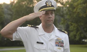 This Navy Veteran Is Terrorizing His Neighborhood With 'Taps'