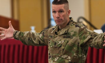 Army Mulls Creating New Pay Grades For Senior NCOs
