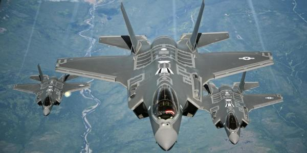 The Notorious JSF Just Got Mo' Money — And Mo' Problems