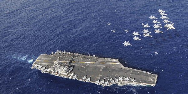 Why A New Study Warns That Aircraft Carriers May Be Obsolete (Thanks To Russia And China)