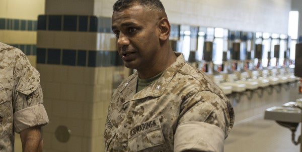 'Conduct Unbecoming?' Parris Island Officer Faces Rare Court-Martial In Hazing Scandal