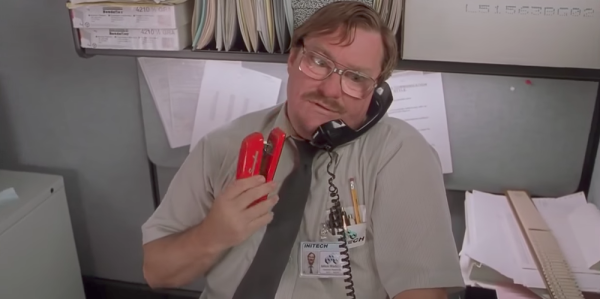 Your Entire Military Career, As Told By The Cast Of 'Office Space'