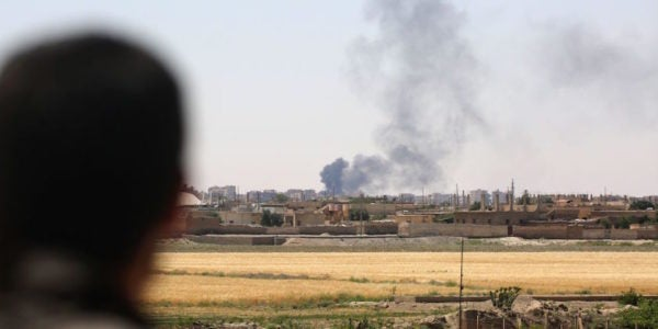 Dozens Of US Civilians Are In Syria Fighting Alongside Local Forces Against Islamic State