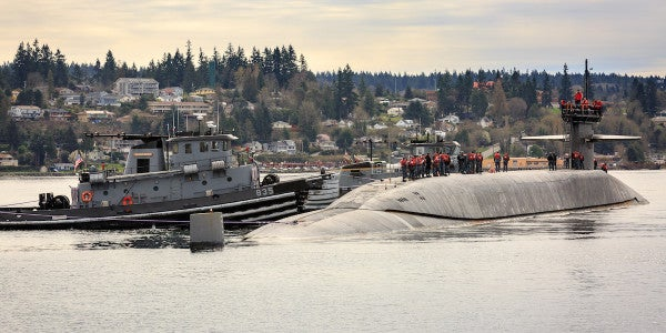 This Naval Base Was Just Named Number One In The World