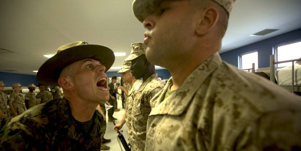 A Marine Explains What He Loves Most About Being A Drill Instructor