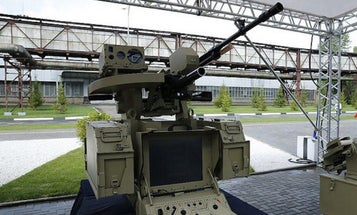 The Company Behind The AK-47 Is Developing An Autonomous Gun System For Russia