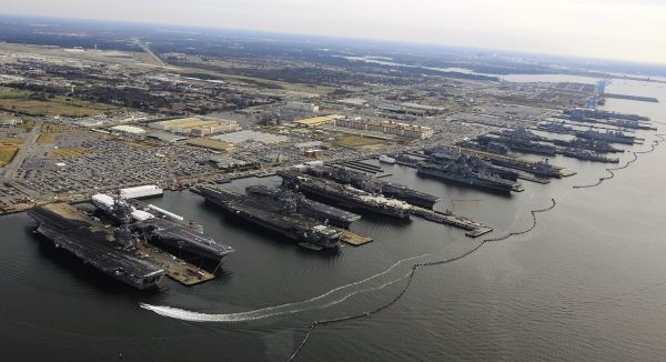 Woman And Husband In Fatal Norfolk Shooting Were Both In The Navy