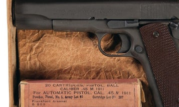 The Civilian Marksmanship Program Is One Step Closer To Selling Colt 1911s