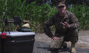 How To Load Mags On The Fly Like A Marine Corps Gunner