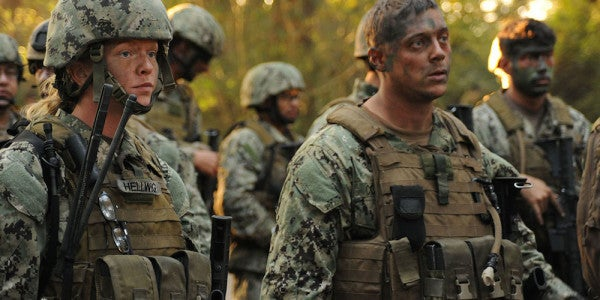 The Navy Has Its First Female Applicants For SEAL Officer And Special Boat Units