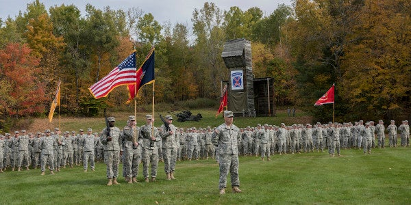 10th Mountain Division Soldiers Tapped For Fall Iraq Deployment