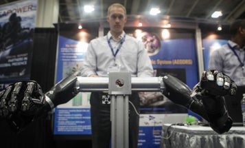 Need A Hand? These Advanced New Bomb Disposal Robots Can Help With That