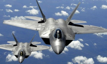 Why America's F-22 Raptor Would Destroy Russia Or China's Best Fighters