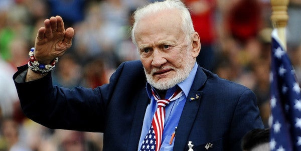 Buzz Aldrin Will Lead NYC Veterans Day Parade As Grand Marshal