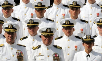 The Navy's Going Easy On Officers In 'Fat Leonard' Scandal, Report Suggests