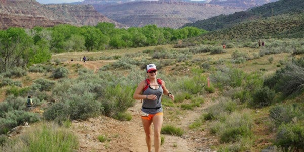 This Marine Is Running 3,300 Miles To Close Out Her Military Career