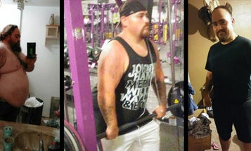 This Guy Hit The Gym 6 Days A Week And Shed 200 Pounds So He Could Join The Army