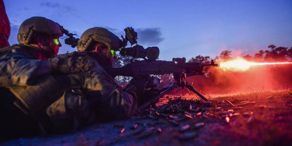 SOCOM Chief: US Has Killed '60,000 to 70,000' ISIS Fighters So Far