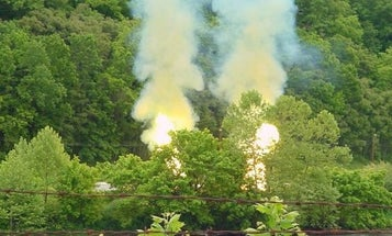 DoD Has Contaminated Nearly 40 Million Acres By Burning Old Munitions