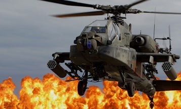 The Path-Breaking Apache Helicopter Helmet Is Getting A Major Upgrade