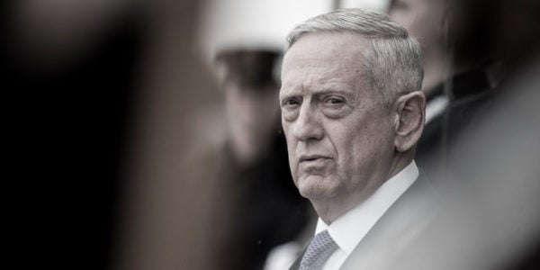 If Mattis Is Mad About $28 Million Wasted In Afghanistan, He Hasn't Been Paying Attention