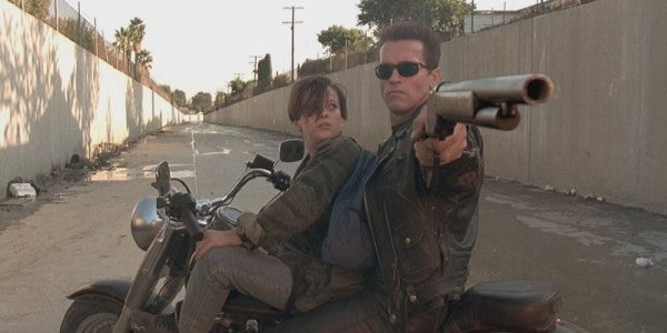 'Terminator' Will Be Back In Theaters With A New Trilogy, And Maybe Arnold