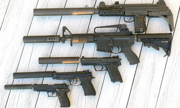 Could New Legislation Free Suppressors From Legal Limbo?