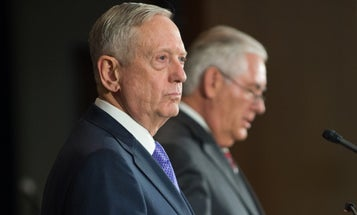 Mattis Was Reportedly 'Appalled' By Trump's Surprise Military Transgender Ban Tweets
