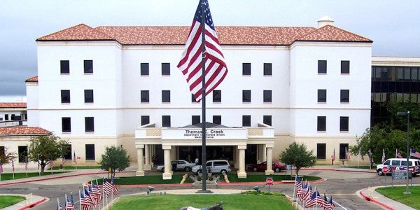 A Texas Veteran Reportedly Shot Himself At A VA Medical Center. He Wasn't The First