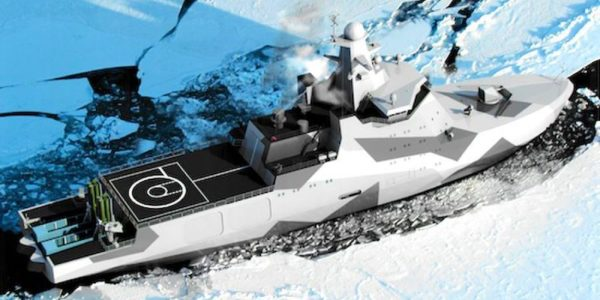 Russia Is Building Laser-Armed Nuclear 'Combat Icebreakers'