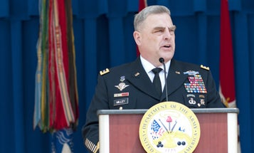 Army Chief Of Staff On North Korea: 'Time Is Running Out' To Stop ICBM