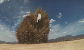 You Have Totally Earned This 4-Minute Video Of The Navy Blowing Stuff Up