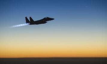 The US-Led Coalition Is Steadily Decimating ISIS's Propaganda Operation