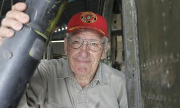 This Marine Vet Is Restoring The Same Helicopter He Flew During Vietnam
