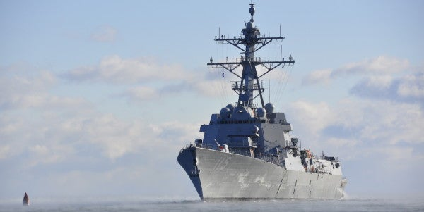 Navy To Commission Destroyer Named After Fallen Marine Rafael Peralta Today